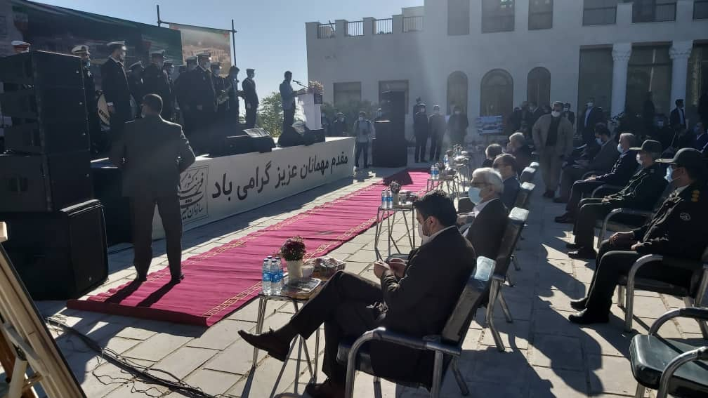 بزرگترین موزه منطقهای خلیج فارس جنوب کشور در بوشهر به بهره برداری رسید+تصاویر
